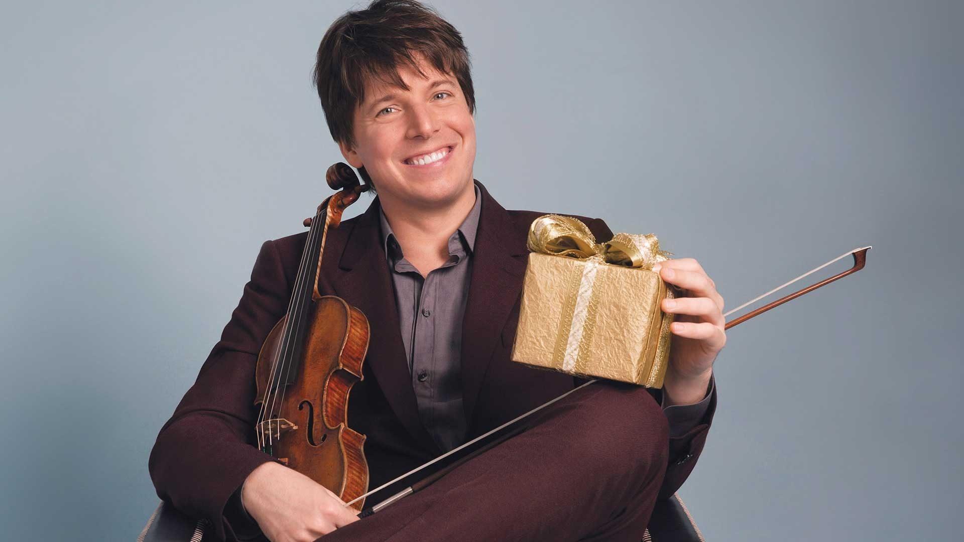 Jest Joshua Bell z Laris Martinez